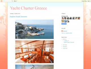 yachtchrtergreece.blogspot.in screenshot
