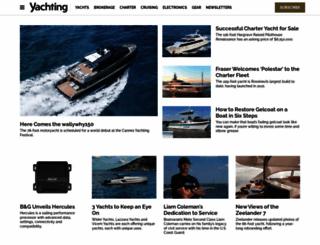yachtingmagazine.com screenshot