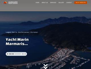 yachtmarin.com screenshot