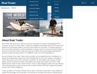 yachtrader.com screenshot