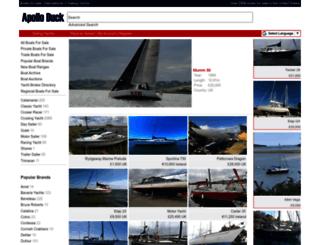 yachts.apolloduck.com screenshot