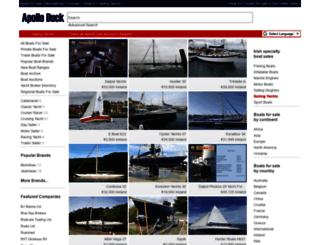 yachts.apolloduck.ie screenshot