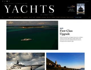 yachtsmagazine.com screenshot