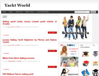 yachtworld.blogspot.com screenshot