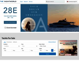 yachtworld.com screenshot