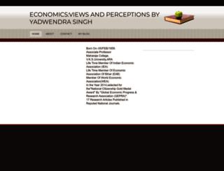 yadwendrasingh.weebly.com screenshot