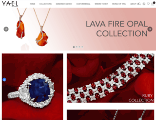 yaeldesigns.com screenshot