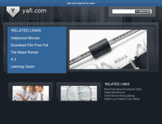 yafi.com screenshot