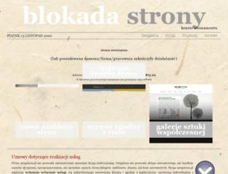 yaga.netgaleria.pl screenshot