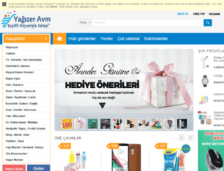 yagizeravm.com screenshot