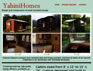 yahinihomes.publishpath.com screenshot