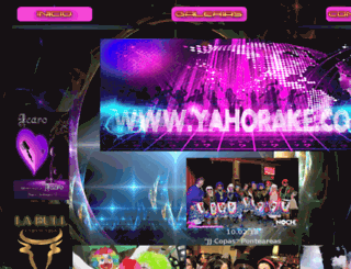 yahorake.com screenshot