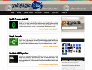 yahyagan.blogspot.com screenshot