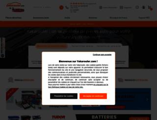 yakarouler.fr screenshot