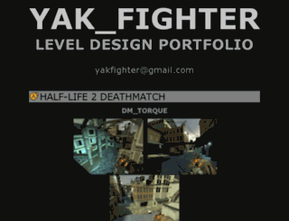 yakfighter.com screenshot