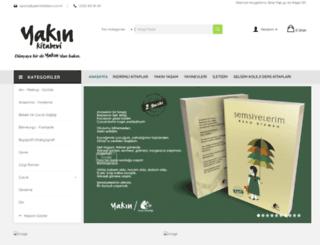 yakinkitabevi.com.tr screenshot