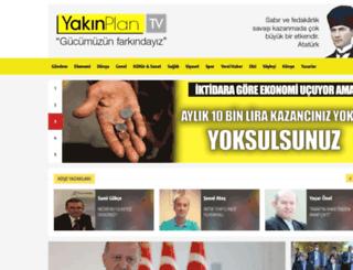 yakinplan.com screenshot