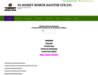yakismetkomur.com screenshot