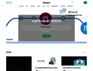 yakuter.com screenshot
