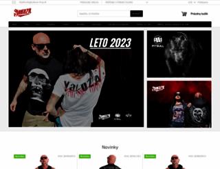 yakuza-shop.sk screenshot