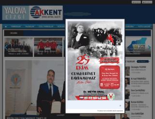 yalovacizgi.com screenshot