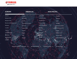 yamaha-motor.pl screenshot