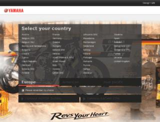 yamaha-yardbuilt.com screenshot