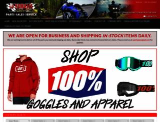 yamahasportsplaza.com screenshot
