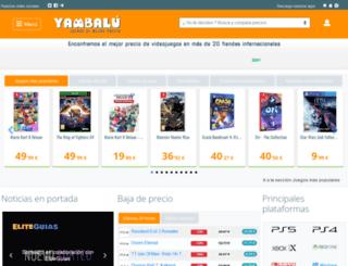 yambalu.com screenshot
