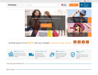 yamidoo.com screenshot