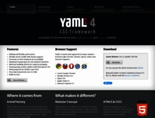 yaml.de screenshot