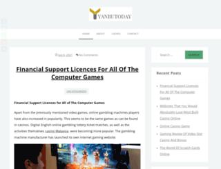 yanbutoday.com screenshot