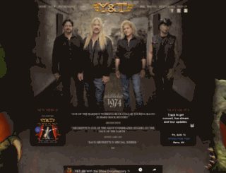 yandtrocks.com screenshot