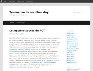 yanjiaojessicajiang.blog.com screenshot