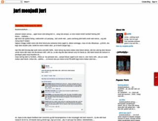 yannzpunyeblog.blogspot.com screenshot