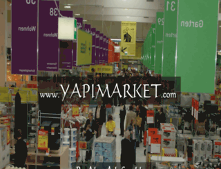 yapimarket.com screenshot