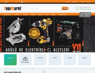 yapimarkt.com.tr screenshot