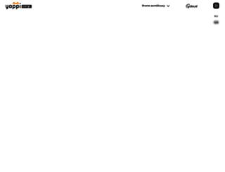yappicorp.com.ua screenshot