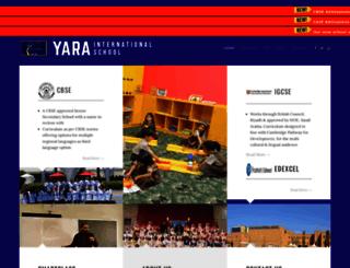 yaraschool.net screenshot