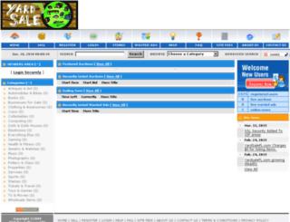 yardsalefl.com screenshot