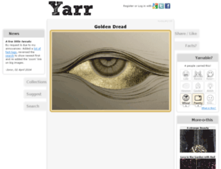 yarr.me screenshot