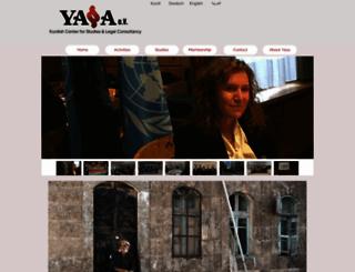 yasa-online.org screenshot