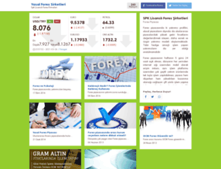 yasalforexsirketleri.com screenshot