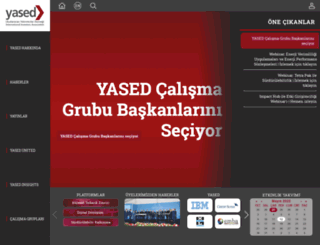 yased.org.tr screenshot