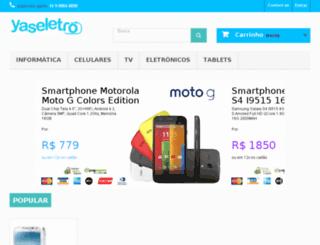 yaseletro.com.br screenshot