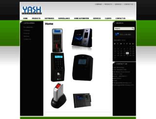 yashtechnology.co.in screenshot