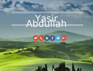 yasir.co screenshot