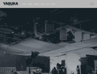 yasukacorporation.net screenshot