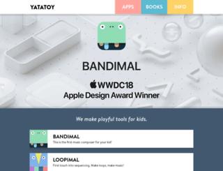 yatatoy.com screenshot