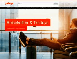 yatego.com screenshot